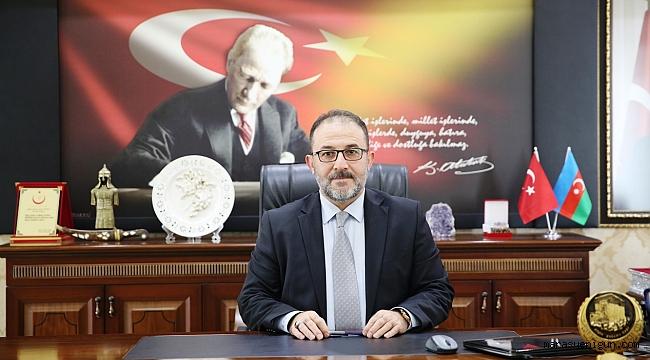 BAŞKAN GÜVEN'DEN 2017-2018 EĞİTİM ÖĞRETİM YILI AÇILIŞ MESAJI...