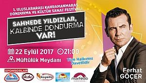 DONDURMA FİRMALARINDAN MUHTEŞEM İKİ KONSER
