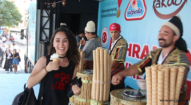 DONDURMA TIRI MERSİN'DE