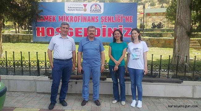 KAMEK'TEN ÜYELERİNE ŞENLİK