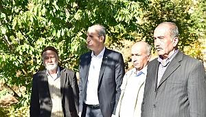Başkan Okay'dan Vatandaşlara Salı Ziyareti