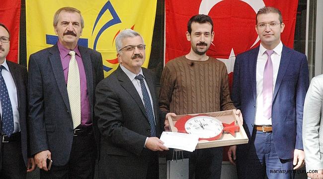 Kahramanmaraş'ta ptt'nin 177. Kuruluşu kutlanıyor