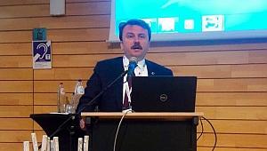 Başkan Erkoç, Belçika'da
