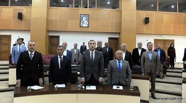Büyükşehir Meclisi 14 Kasım'da Toplandı