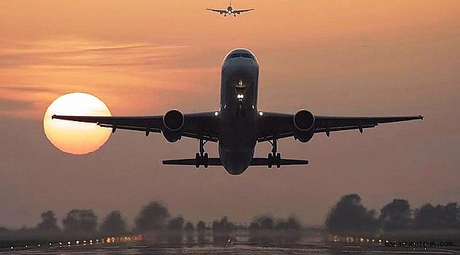Havayolu Trafiğinde Büyük Artış