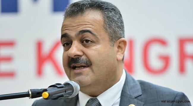 AK Parti Kahramanmaraş Milletvekili Çitil, CHP'yi sert sözlerle kınadı