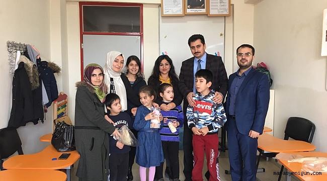 Büyükşehir'den engelli çocuklara özel program