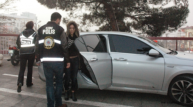Kahramanmaraş'ta uyuşturucu satıcılarına operasyon