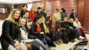 Kosovalı Kadınlar Kahramanmaraş'ta…