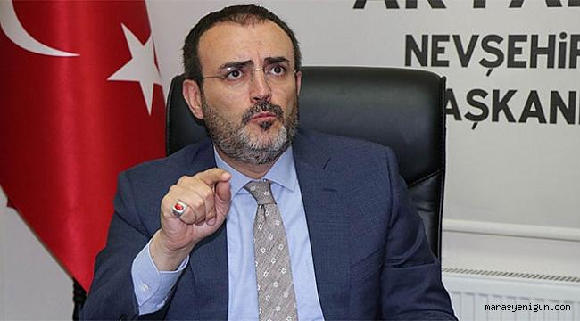 Mahir Ünal'dan CHP Sözcüsü Tezcan'a 'KHK' cevabı