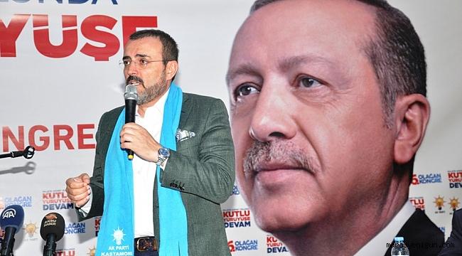 Mahir Ünal; FETÖ'cüler 165 ülkede Türkiye karşıtı propaganda yürütüyor