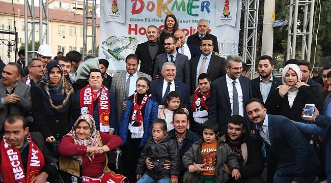 Onikişubat Belediyesi, Kahramanmaraş'ta Engelleri Kaldırmak İçin Çalışıyor