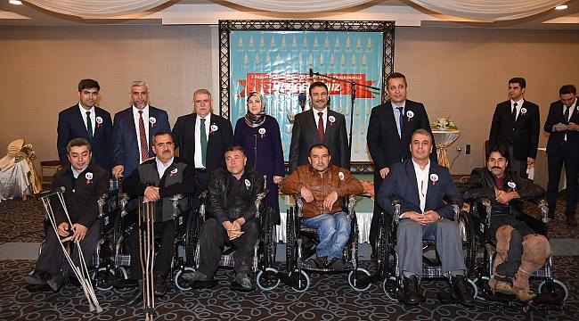 Onikişubat Belediyesi'nden, Kentteki Engelli Bireylere Anlamlı Program