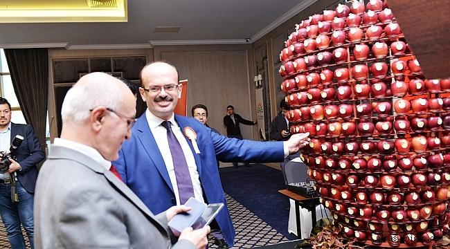 Ülkemizde ilk kez 'kuru ürünlerde iyi tarım uygulamaları çalıştayı Kahramanmaraş'ta yapıldı.