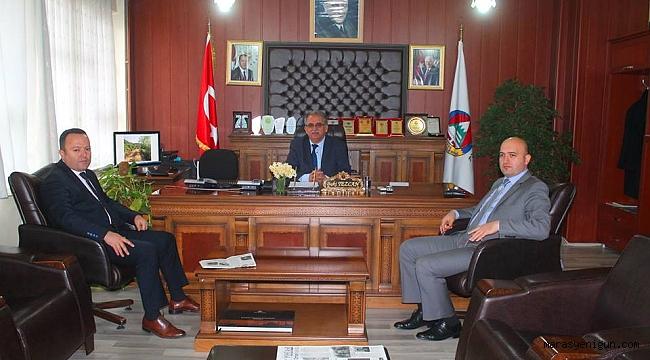 Başkan Tezcan'ın Girişimleriyle SGK Andırın Şubesi Açılıyor