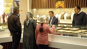 Kahramanmaraş gram gram dünya pazarında