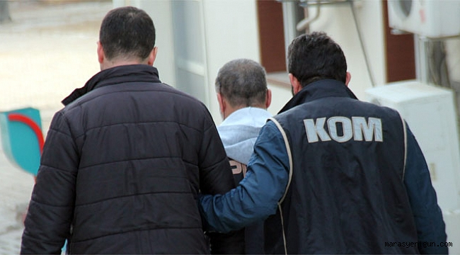 Kahramanmaraş'ta FETÖ'nün eczacı yapılanmasına operasyon