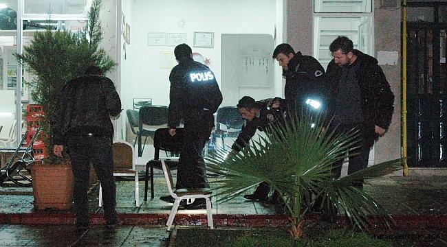 Kahramanmaraş'ta iş yerine silahlı saldırı: 2 gözaltı