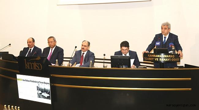 Kmtso 54. meclis toplantısı yapıldı