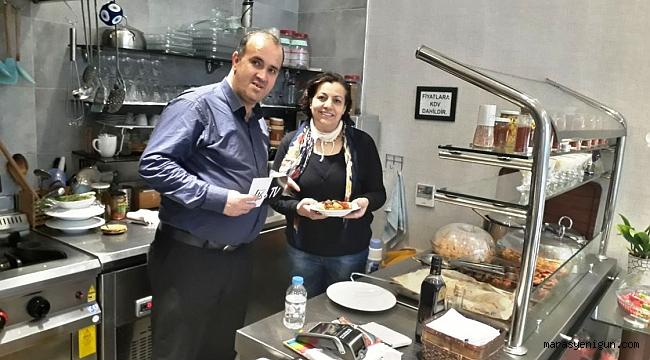 Maraş Mutfağı İstanbul da Plaza'da