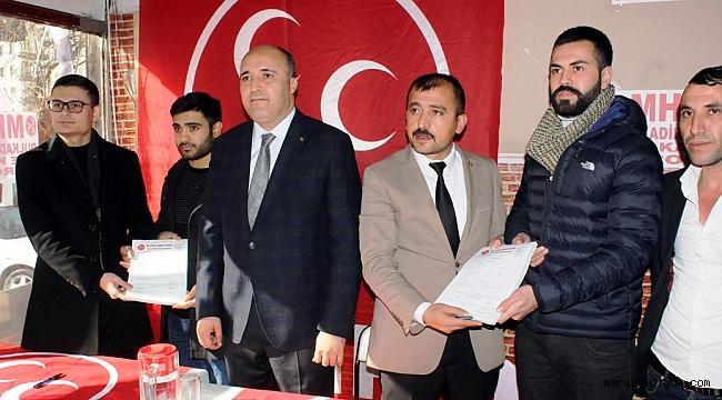 MHP Dulkadiroğlu Teşkilatı Gümbür Gümbür Geliyor