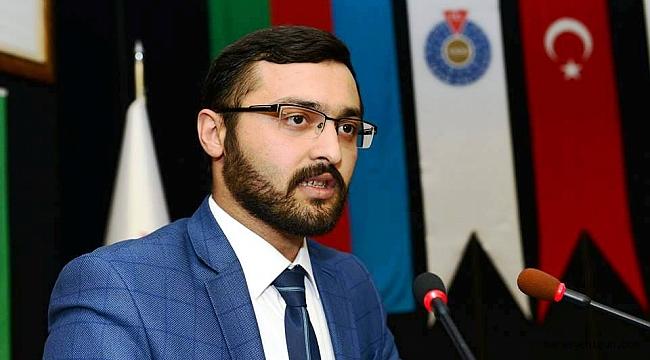Şahbazlı'dan Türkiye Azerbaycan İlişkileri Kitabı ve Burs Sözü