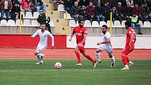 TFF 2. Lig: Kipaş Kahramanmaraşspor: 1 - Nazilli Belediyespor: 1