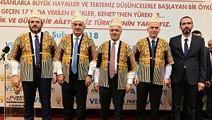 AK Parti Genel Başkan Yardımcılarından birlik mesajı