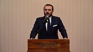 """AK Parti Sözcüsü Ünal; """"Eğitim olmazsa olmazımızdır"""""""