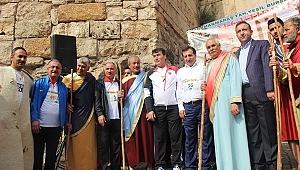 KAHRAMANMARAŞ'I TANITAN ESHAB-I KEHF GÖNÜL ELÇİLERİ BURSA'DA!