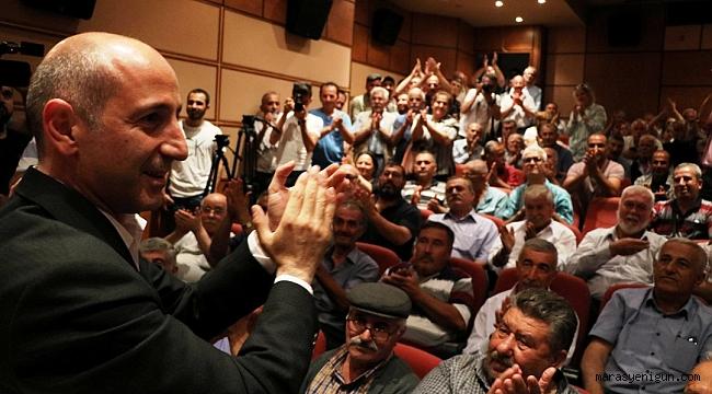 İYİ PARTİ KAHRAMANMARAŞ'TA MİLLETVEKİLLİĞİNİ CHP'YE KAPTIRDI
