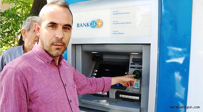 ATM HIRSIZLIĞI DİKKATLİ VATANDAŞ TARAFINDAN ENGELLENDİ