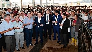 """BAŞKAN ERKOÇ: """"HAYVANCILIK OSB'Sİ KURUYORUZ"""""""