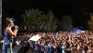 PAZARCIK PEYNİR FESTİVALİ SONA ERDİ
