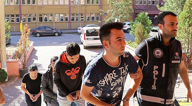 FETÖ OPERASYONUNDA GÖZALTINA ALINAN ASKERLER ADLİYEYE SEVK EDİLDİ