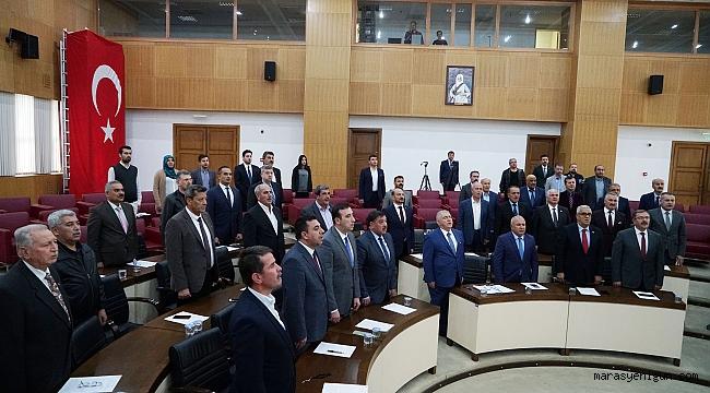 BÜYÜKŞEHİR MECLİSİ 13 KASIM'DA TOPLANDI