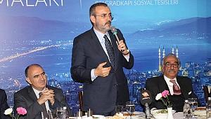 KAHRAMANMARAŞ BULUŞMALARI İSTANBUL'DA BAŞLADI