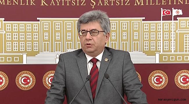 MHP'Lİ AYCAN'DAN HAC İÇİN ÖNERİ