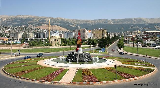 KAHRAMANMARAŞ'IN NÜFUSU 17 BİN 228 KİŞİ ARTTI