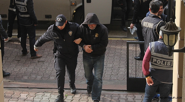 İHRAÇ POLİSLERE FETÖ OPERASYONU