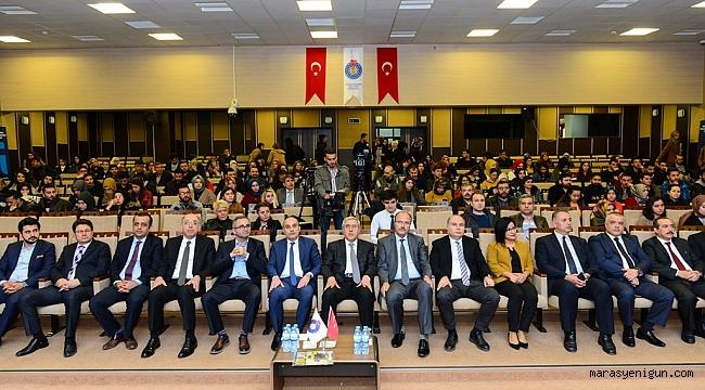 KSÜ, 'İŞKUR KAMPÜSTE; KARİYER GÜNLERİ' ETKİNLİĞİNE EV SAHİPLİĞİ YAPTI
