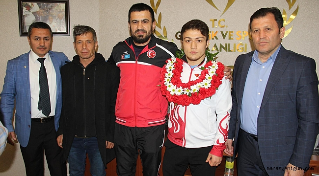 ŞABAN KIZILTAŞ GÜREŞ U23 AVRUPA 3.SÜ