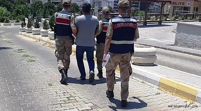 KAHRAMANMARAŞ'TA PKK OPERASYONU: 1 GÖZALTI