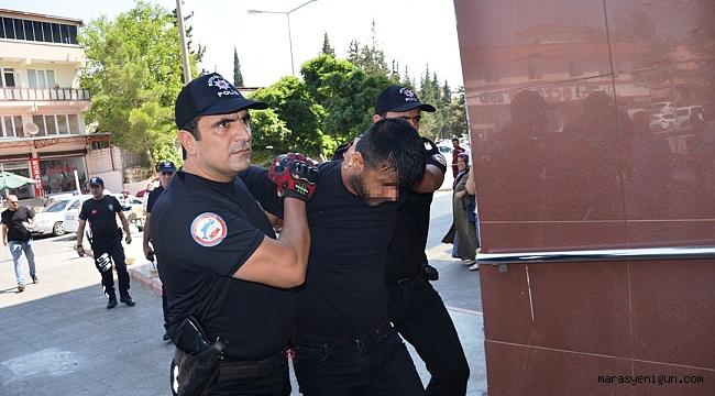 POLİSE ATEŞ EDEN ZANLI: