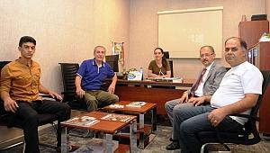 """SANKO ÜNİVERSİTESİ TERCİH - TANITIM GÜNLERİ"""" YOĞUN İLGİ GÖRÜYOR"""