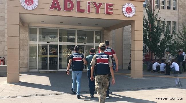 AKSARAY'DA ARANAN FETÖ'CÜ KAHRAMANMARAŞ'TA YAKALANDI