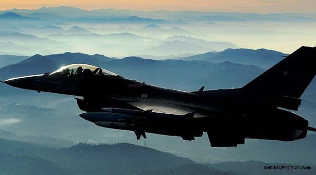 F-16'LAR SURİYE'DE!