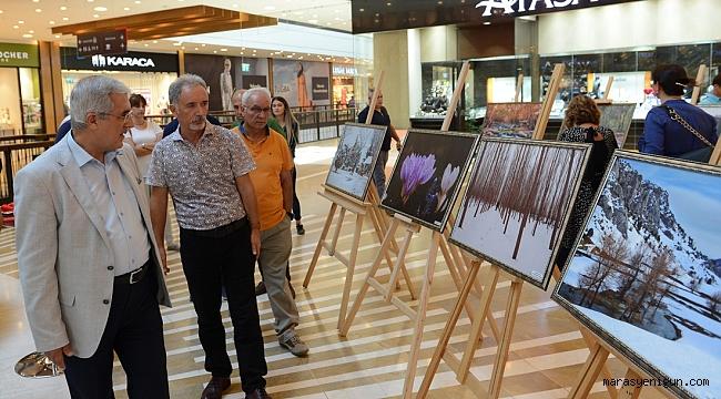 """MÜKERREMKURTOĞLU'NUN""""MARAŞ'TANYANSIMALAR"""" FOTOĞRAFSERGİSİ"""