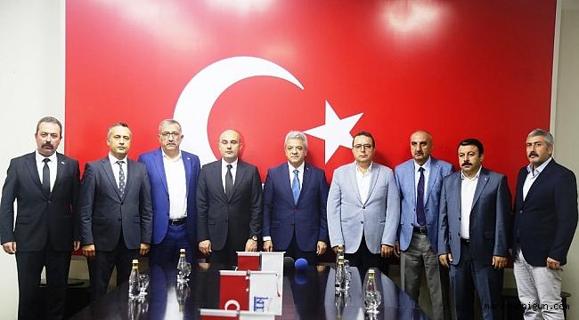 KAHRAMANMARAŞ'TAN BARIŞ PINARI HAREKATI'NA DESTEK!