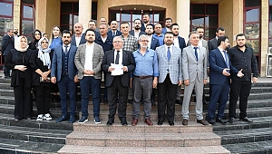 ONİKİŞUBAT BELEDİYE MECLİSİ'NDEN 'BARIŞ PINARI HAREKATI'NA TAM DESTEK!